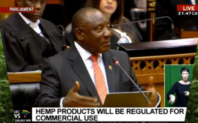 Hemp and Medical Cannabis Legalized in South Africa